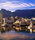 Cape town Waterfront view