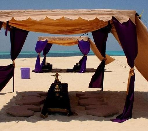 Azanzi-Beach-Hotel-Beach-Tent