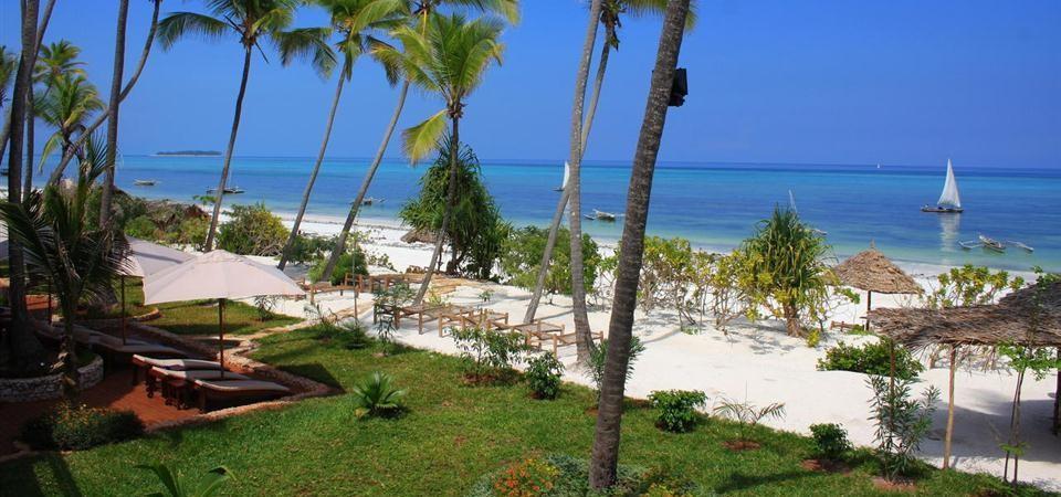 Azanzi Beach Hotel Home Tanzania