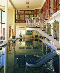 Fancourt-Roman Baths