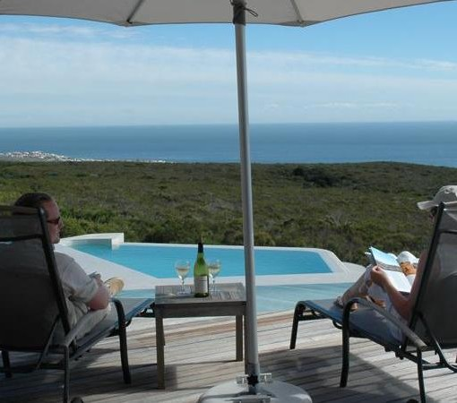 Grootbos-Forest Lodge Bistro Deck