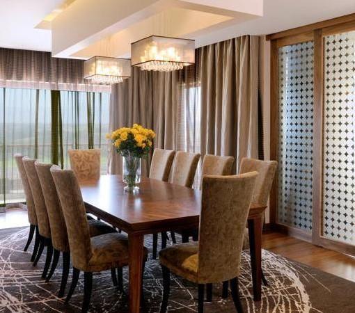 Hyatt-Regency-Oubaai-Presidential suite dining