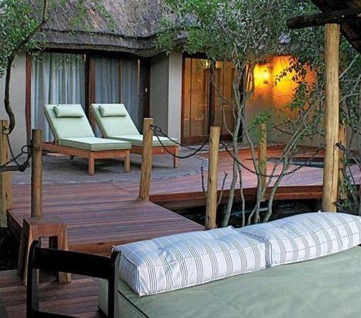Jock Safari Lodge Main Lodge Sala