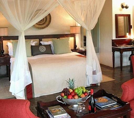 Jock Safari Lodge Main Lodge Suite