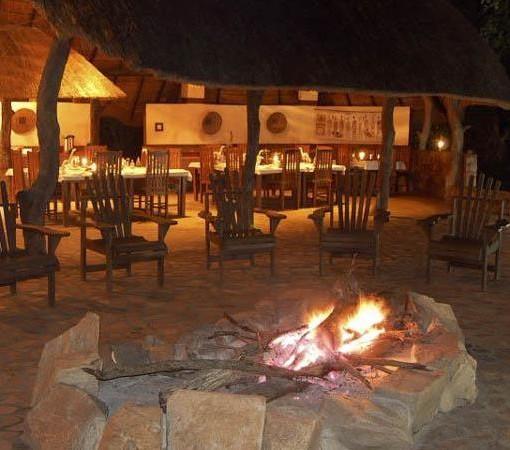 Kafunta-fireplace-at-night