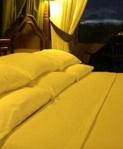 Kirawira-04 - Guest Tent Detail