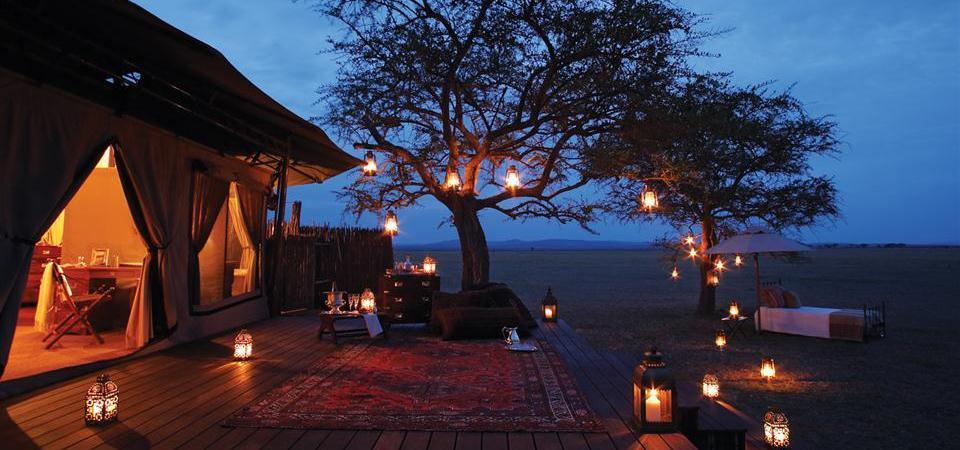 Kirawira Luxury Tented Camp Serengeti Safari Lodges