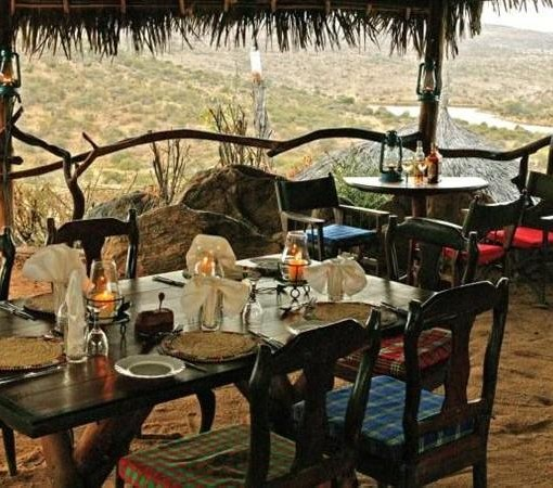 Loisaba-Wilderness-dining-hut