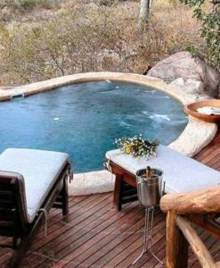 Lukimbi-Executive Suite Plunge Pool