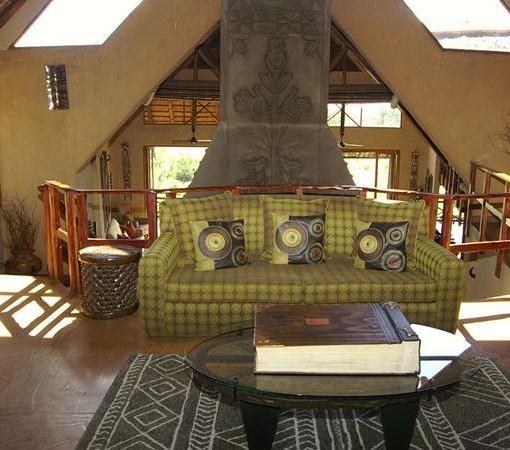 Lukimbi-Reception Entrance