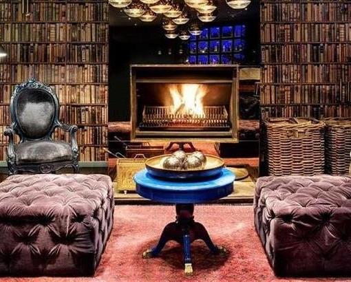 Majeka - MLounge fireplace
