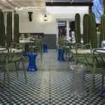 Majeka – restaurant outside