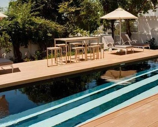 Pool suite pool - shared
