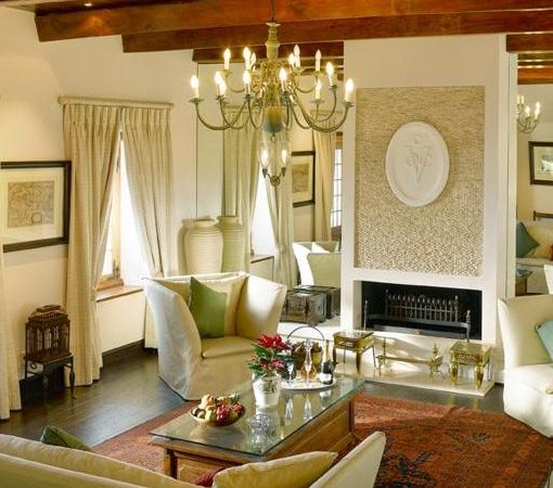 Steenberg-Heritage Suite - Dutch East India - Lounge