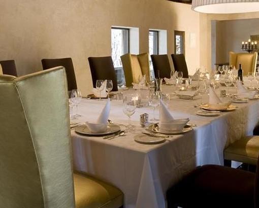 chitwa - dining room