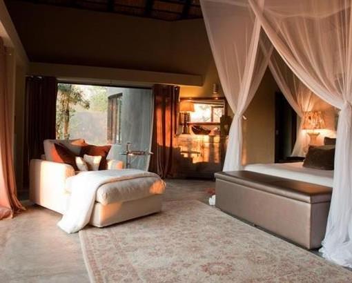 chitwa - suite bedroom