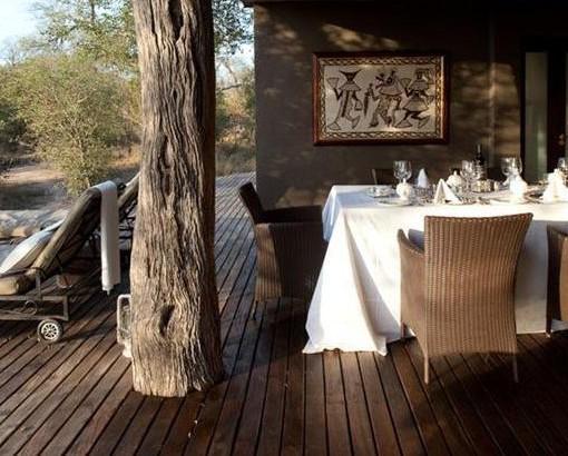 chitwa - suite patio