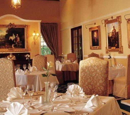 lanzerac-Governors Hall Restaurant