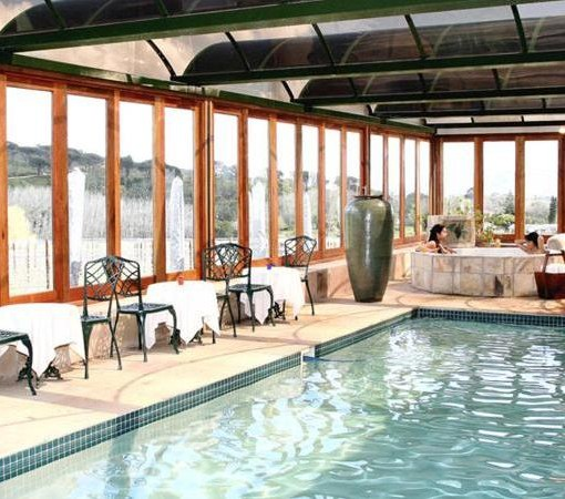 lanzerac-Spa Hydrotherapy Facilities
