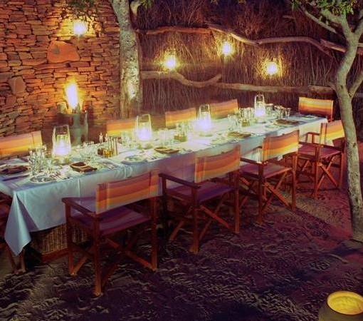 madikwe safari lodge-Boma