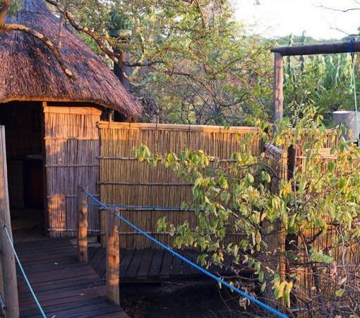 mumbo-island-camp-Tent eco-loo and bucket shower