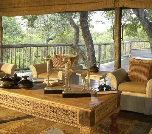Bush Lodge Deck _ Pool