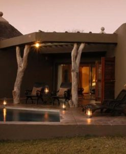 Bush Lodge Mandleve Suite