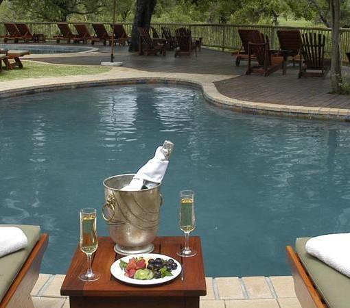 Bush Lodge Pools