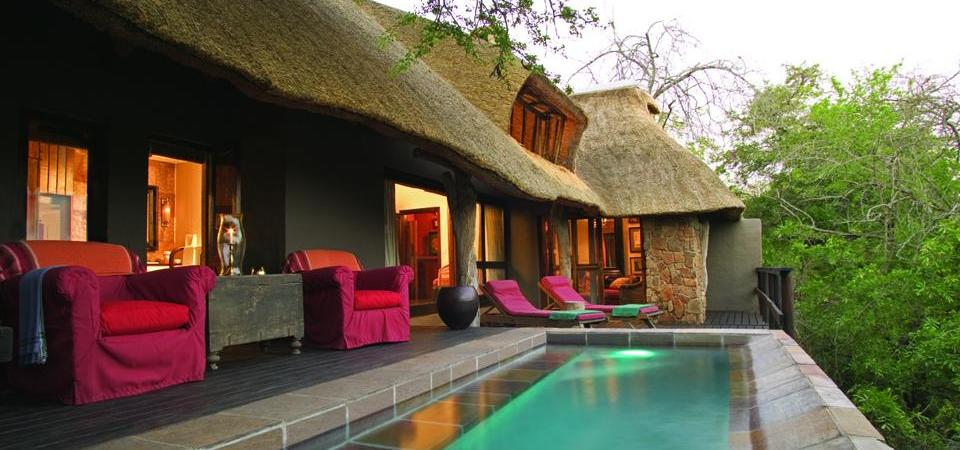 Singita boulders & ebony lodges