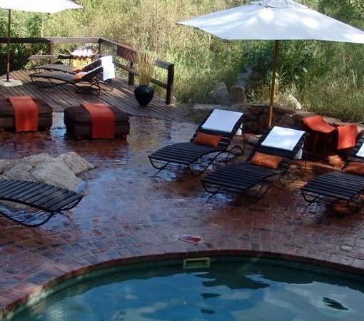 LBC Pool area