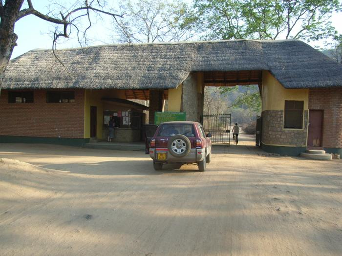 Liwonde-National-Park-Entrance