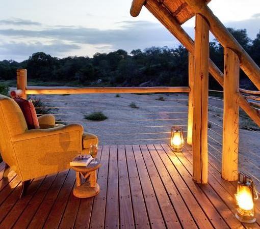 Rhino Post Main Deck Balcony