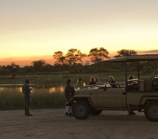 Rhino Post Sundowners