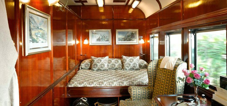 Rovos Rail Luxury Train Travel South Africa South