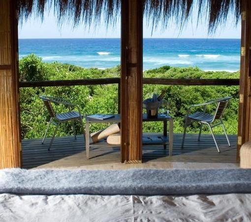 Thonga Bedroom Seaview