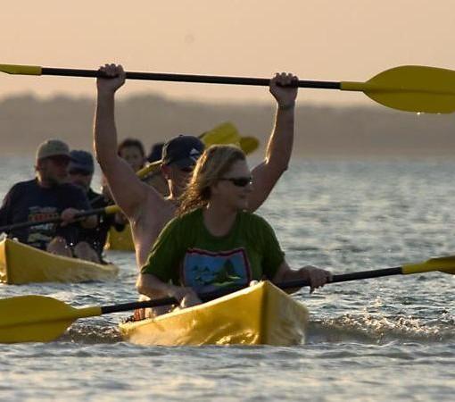 Thonga Kayaking