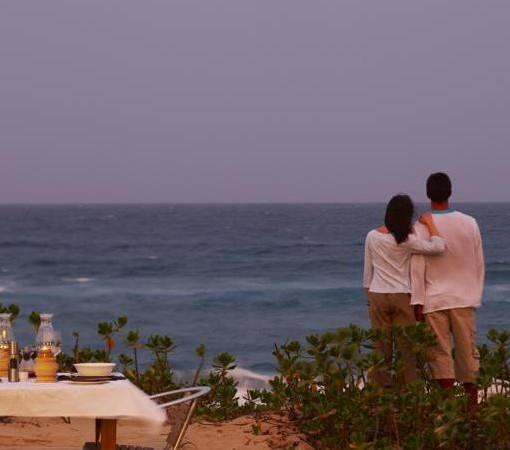 Thonga honeymooners