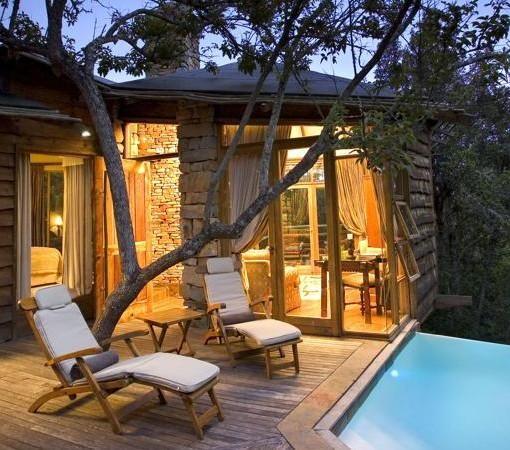 Tsala Treetop suite