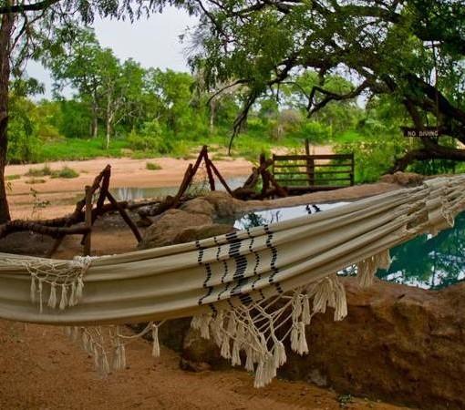 Umlani Lounging Area