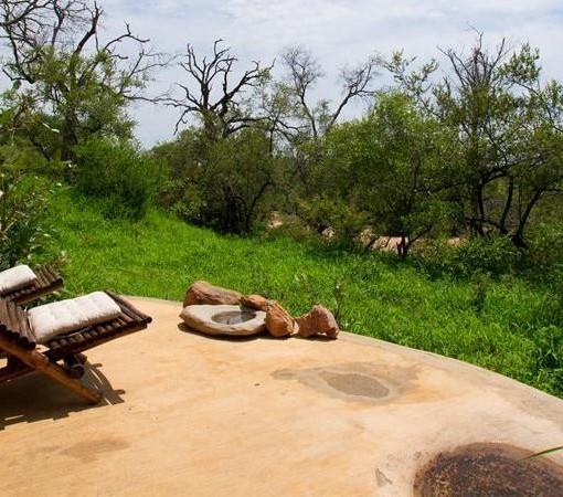 Umlani View from Hut