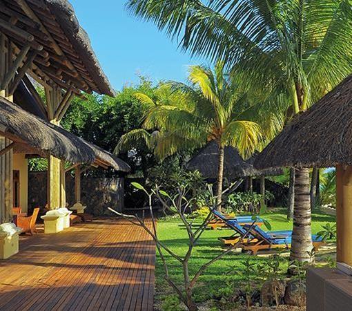paradis-Presidential villa exterior