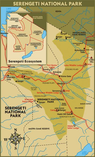 serengeti-map