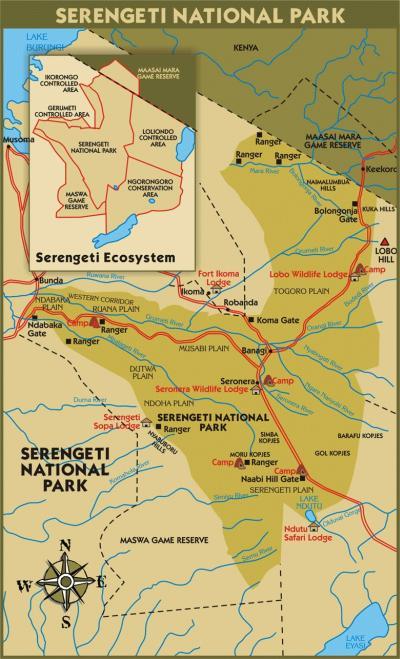 serengeti-map
