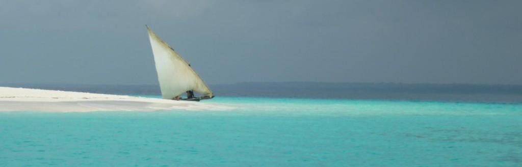Zanzibar Beach Dhow