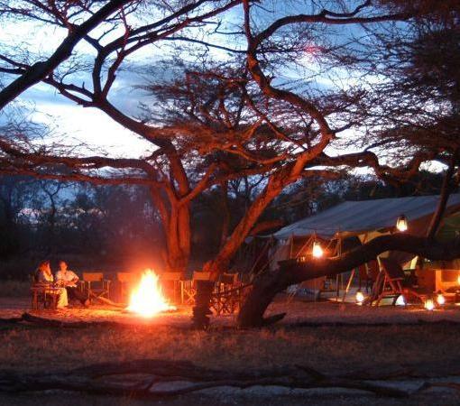 Amboseli Porini at Night