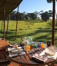 Elephant Pepper Camp Honeymoon Tent Private Breakfast
