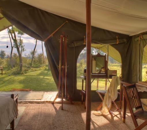Elephant Pepper Camp interior 2