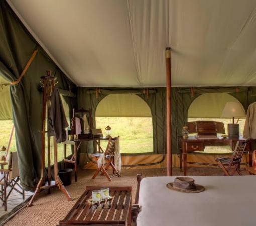 Elephant Pepper Camp interior 3