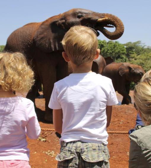Naboisho-conservancy-Kids-elephant-Sanctury