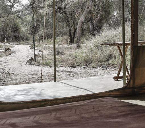 Porini_Amboseli - Accommodation tent